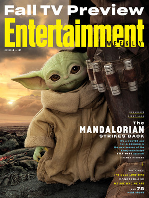 The Mandalorian || Entertainment Weekly (2020)
