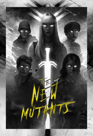 The New Mutants - BossLogic Poster