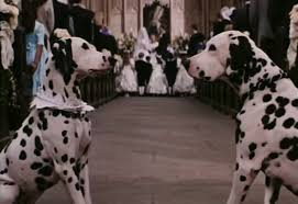 The Wedding 1996 Disney Film, 101 Dalmatians