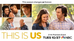 This is Us || 2-hour Premiere ||Tuesday, October 27th