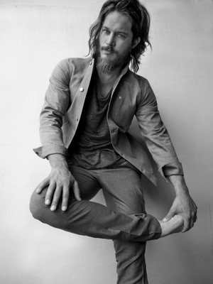 Travis Fimmel - Flaunt Photoshoot - 2014