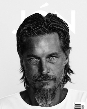 Travis Fimmel - Jon Cover - 2020