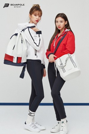 Twice for Beanpole sport