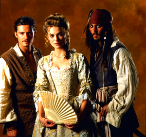 Walt Disney Images - Pirates of the Caribbean: The Curse of the Black Pearl