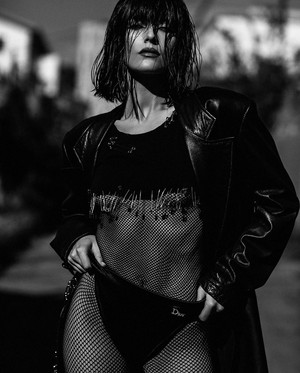 Zoey Deutch - Damon Baker Photoshoot - 2020