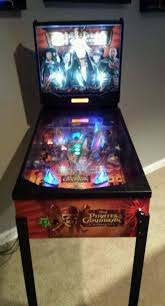 Pirates Of The Carribean Pinball Machine