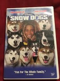 2002 ডিজনি Film, Snow Dogs, On DVD
