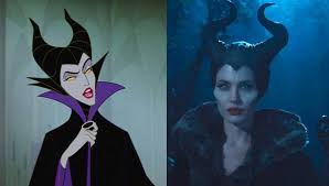 Live/Animated Version Of Maleficent