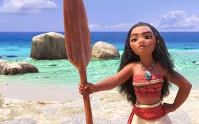 2016 Disney Film, Moana