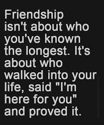 Quote Pertaining To Friendship
