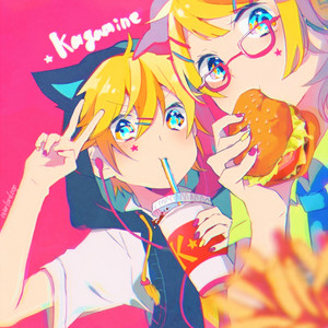 Anime edit #131 - Rin and Len