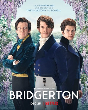 'Bridgerton' Season 1 poster