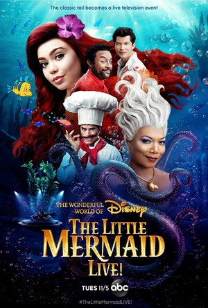 2019 Disney Promo Live Stage Musical, The Little Mermaid