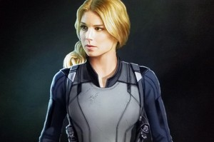 *Sharon Carter : The сокол and the Winter Soldier*
