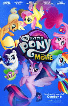 poster for the MLP movie