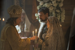 6x06 - Death and the Serpent - Oleg and Katia