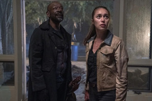 6x07 ~ Damage From the Inside ~ morgan and Alicia