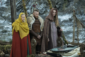 6x07 - The Ice Maiden - Torvi, Ubbe and Gunnhild