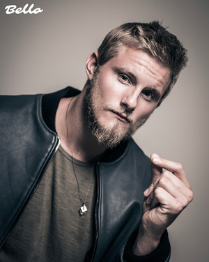 Alexander Ludwig - Bello Photoshoot - 2017
