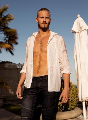 Alexander Ludwig - THEY Rep Photoshoot - 2015