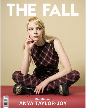 Anya Taylor-Joy - The Fall Photoshoot - 2020