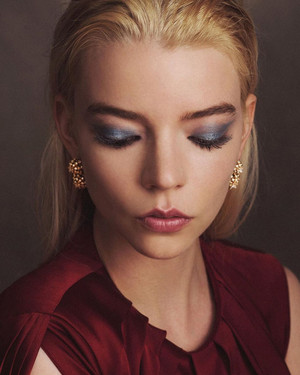 Anya Taylor-Joy - Town and Country Photoshoot - 2020