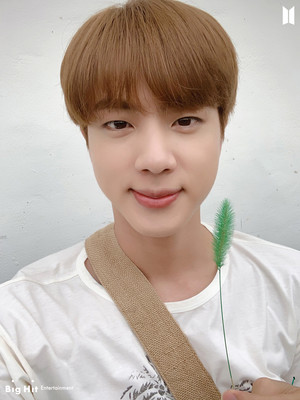 Bangtan Boys 2021 SEASON'S GREETINGS | JIN