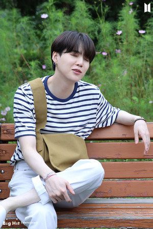 BTS 2021 SEASON'S GREETINGS | SUGA