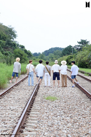 Bangtan Boys 2021 SEASON'S GREETINGS