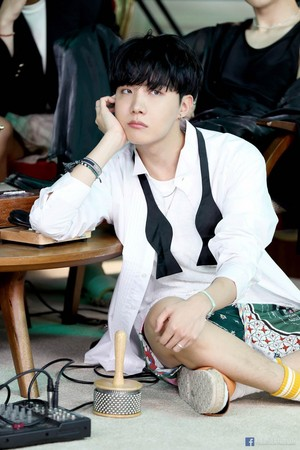BTS BE CONCEPT PHOTO SKETCH | J-HOPE