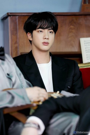 BTS BE CONCEPT foto SKETCH | JIN