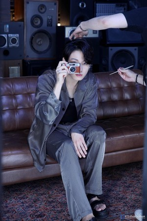 BTS BE CONCEPT PHOTO SKETCH | JUNGKOOK