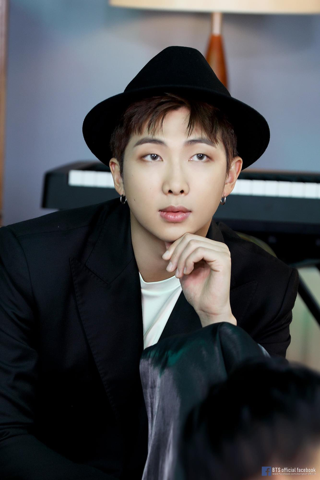 BTS BE CONCEPT PHOTO SKETCH | RM