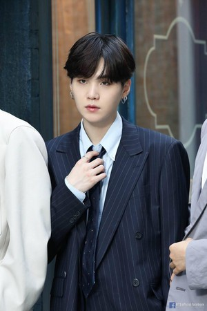 BTS BE CONCEPT PHOTO SKETCH | SUGA