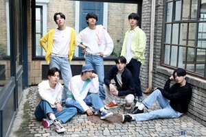 BTS BE CONCEPT PHOTO SKETCH
