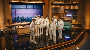 Bangtan Boys On LateLateShow