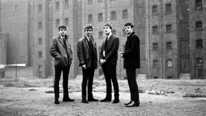 Beatles in Liverpool 1960's (rare)
