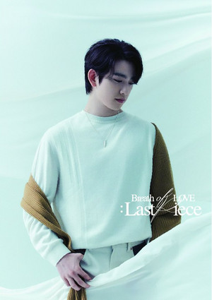 Breath of Love: Last Piece - Album Photobook Cover