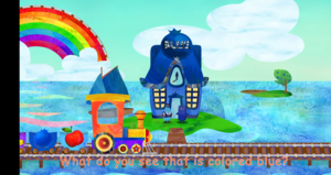 Color Song - Blue | CoCoMelon Nursery Rhymes & Kïds Songs