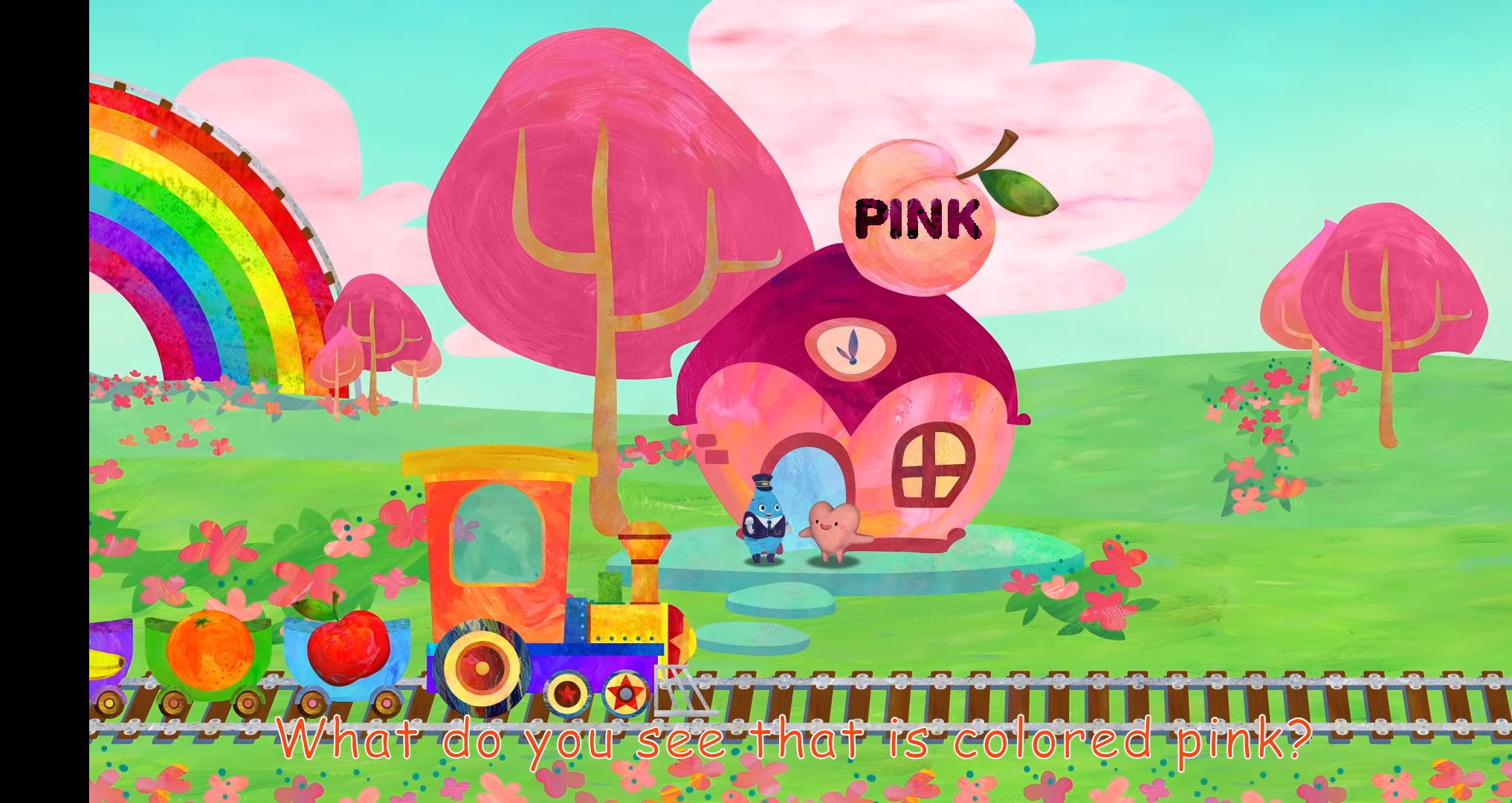 Color Song - Pïnk | CoCoMelon Nursery Rhymes & Kïds Songs