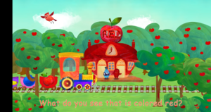 Color Song - Red | CoCoMelon Nursery Rhymes & Kïds Songs