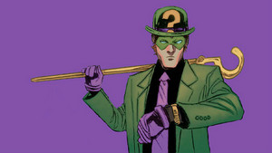 Edward Nygma - The Riddler in Batman no 23.2