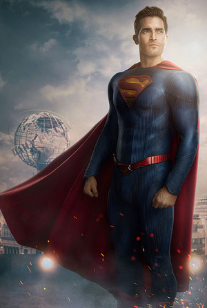 First Look at the Superman Suit