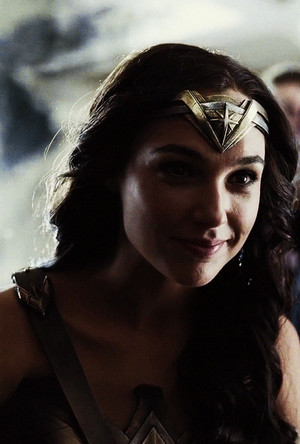 Gal Gadot as Diana Prince - Wonder Woman in Zack Snyder's Justice League (2021)