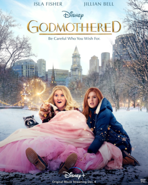 Godmothered (2020) Poster
