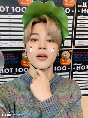 HALLOWEEN WITH BTS | JIMIN