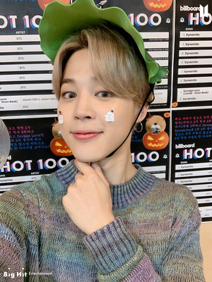 Halloween WITH Bangtan Boys | JIMIN