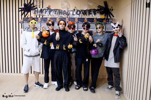 HALLOWEEN WITH BTS