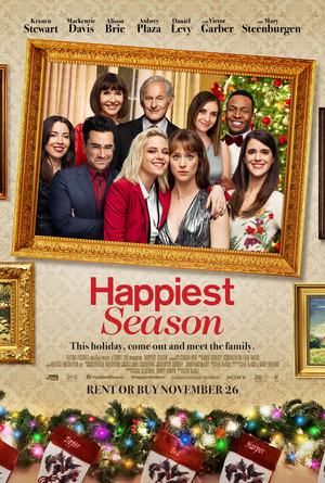 Happiest Season (2020) Poster