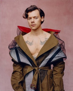 Harry For Vogue